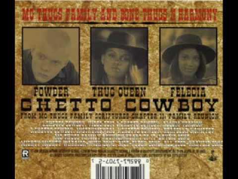 Bone Thugs - Ghetto Cowboy (HD Instrumental)