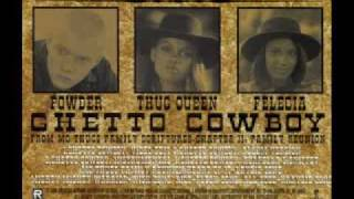 Bone Thugs - Ghetto Cowboy (HD Instrumental)