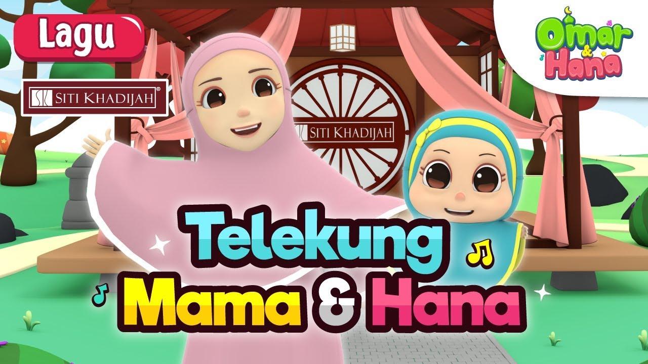 Omar Hana Telekung Mama Hana X Siti Khadijah Youtube