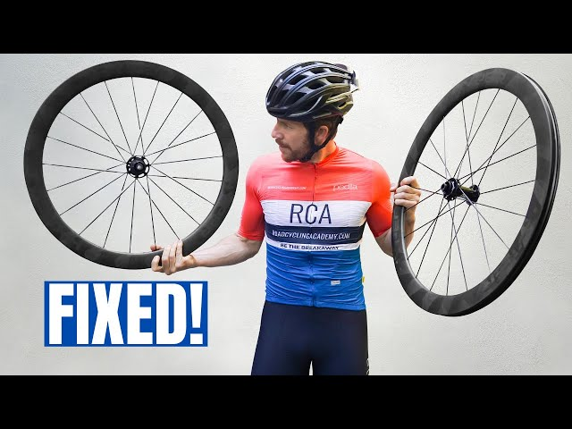 How we fixed my creaky carbon wheels (Winspace 50mm Hyper)