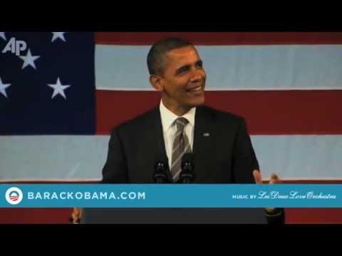 Obama Let's Stay Together 2012