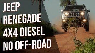 Jeep Renegade 4x4 Diesel,  Como Se Comporta No Off Road ?  | Top Speed