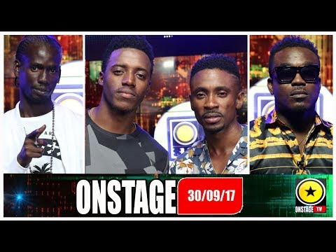 Romain Virgo, Christopher Martin, Potential Kid, Prodigal Son Onstage September 30 2017(FULL SHOW)