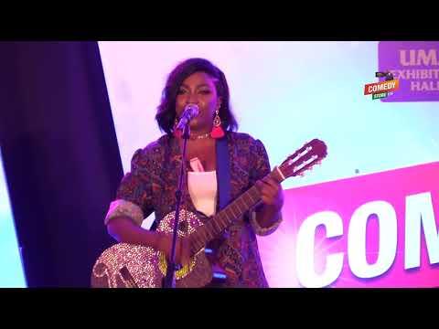 Alex Muhangi Comedy Store May2018 - Irene Ntale