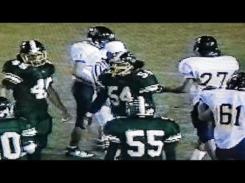 MIKE COCHRANE 2002 FOOTBALL HIGHLIGHT VIDEO - GLADES DAY SCHOOL