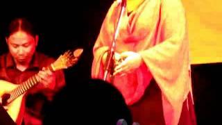 Goan fado singer Sonia Shirsat