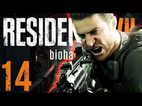 NOT A HERO DLC | Resident Evil 7 - Part 14