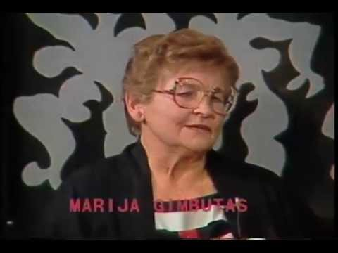 The Goddess In Art TV Series: Interview With Marija Gimbutas (Part 1)