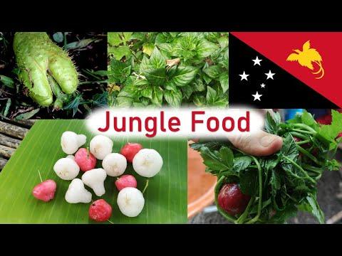 4 Tasty Tropical Highland Plants | Plants of Papua New Guinea