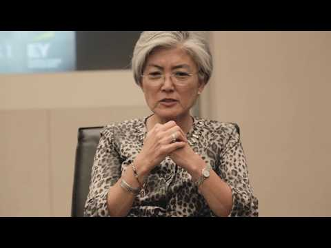 Special Talk with United Nation ASG Kyung-wha Kang (강경화 외교부 장관)