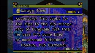 Final Fantasy Tactics Advance - 180 (250/300) - Mirage Town