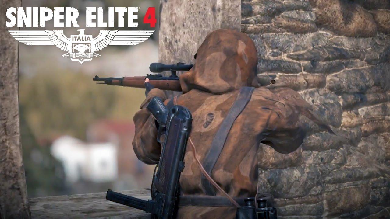 Videos of sniper elite 3 co op matchmaking