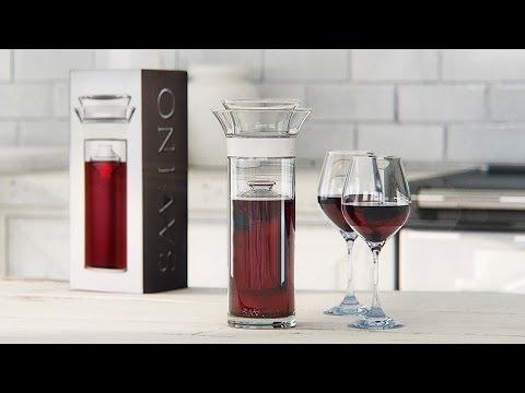 Savino - Wine Saver Carafe