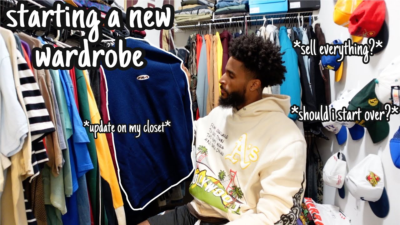 i'm starting a new wardrobe ... selling all my clothes and dunks ... plus *giveaway*