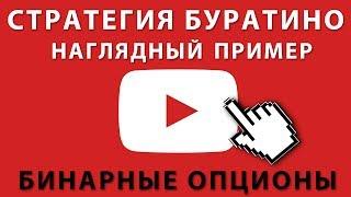 видео Стратегия Буратино для бинарных опционов