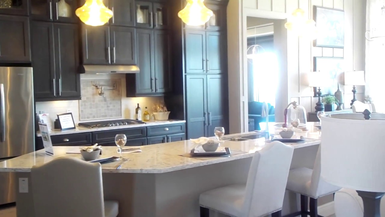 Model Homes Decorating Ideas Part - 35: Model Home Tour | Decorating Ideas (Inspiration)!