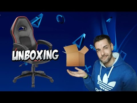 UNBOXING SILLA GAMER