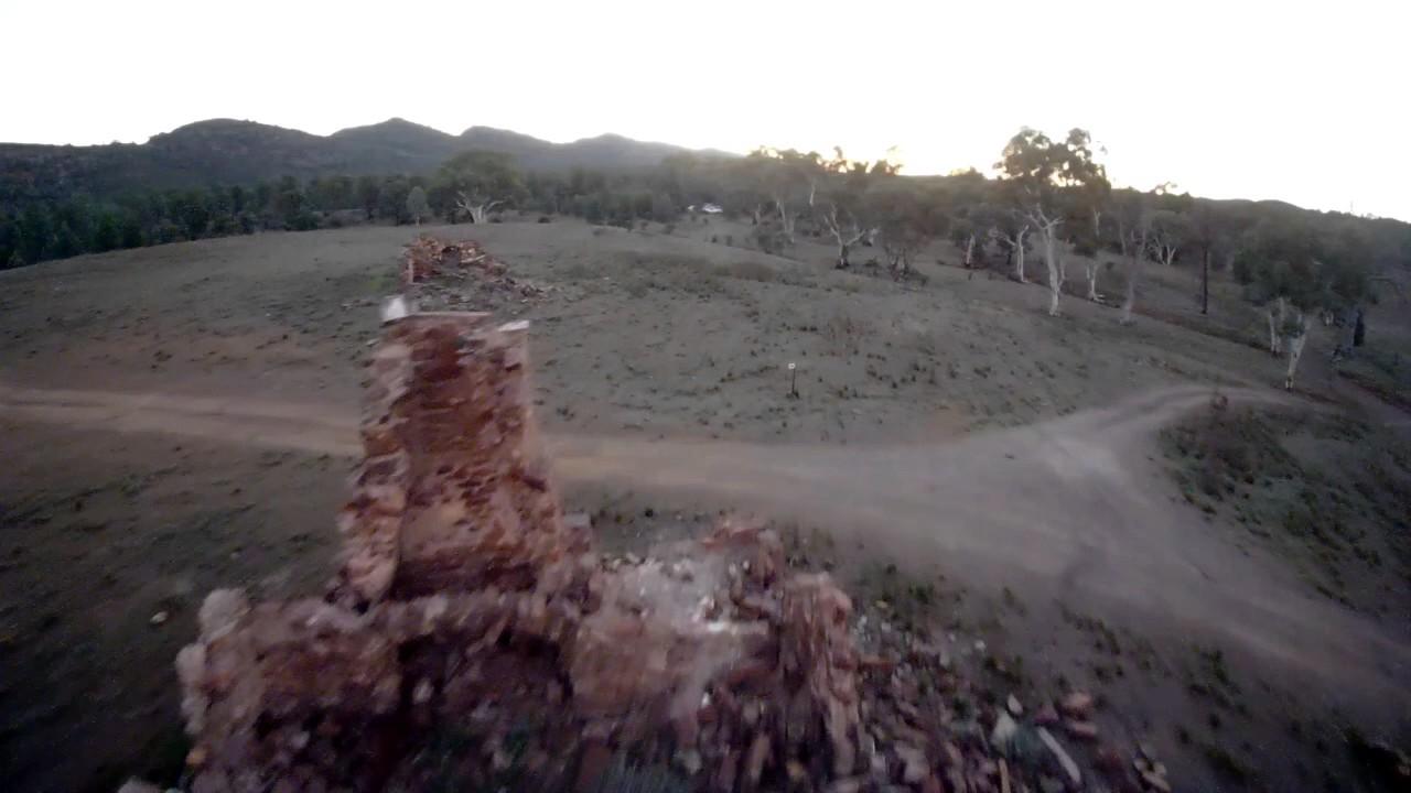 Flinders Ranges - Nuccaleena Mine and Artimore Ruins