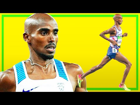 Mo Farah Running Technique: Learn to Run Faster