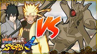naruto shippuden ultimate ninja storm 4   naruto sasuke vs ten tails juubi