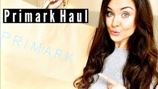 Primark Summer Holiday & Homeware Haul 2015 | KatesBeautyStation
