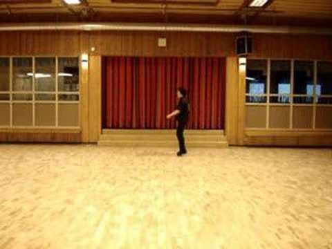 The Gamble  (Line Dance)