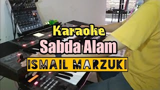 Karaoke Sabda Alam (Ismail Marzuki) Bossanova | Wisnu Himawan