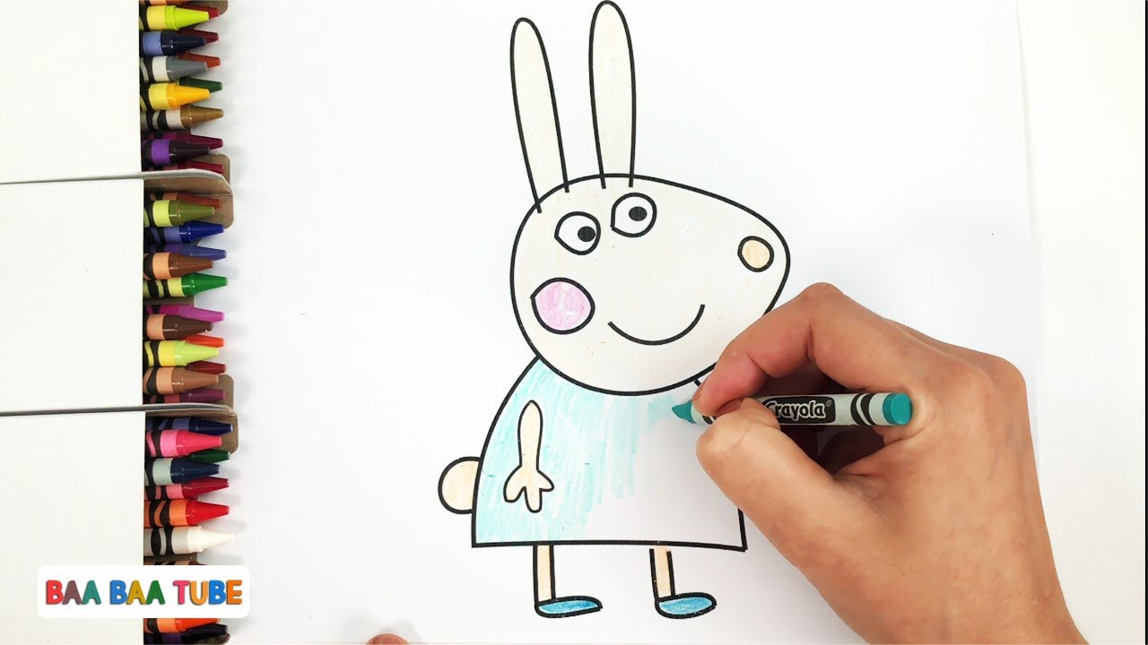 How To Draw Rebecca Rabbit From
