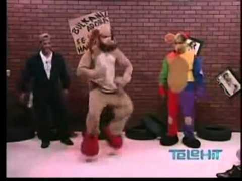 baile del perro guarumo