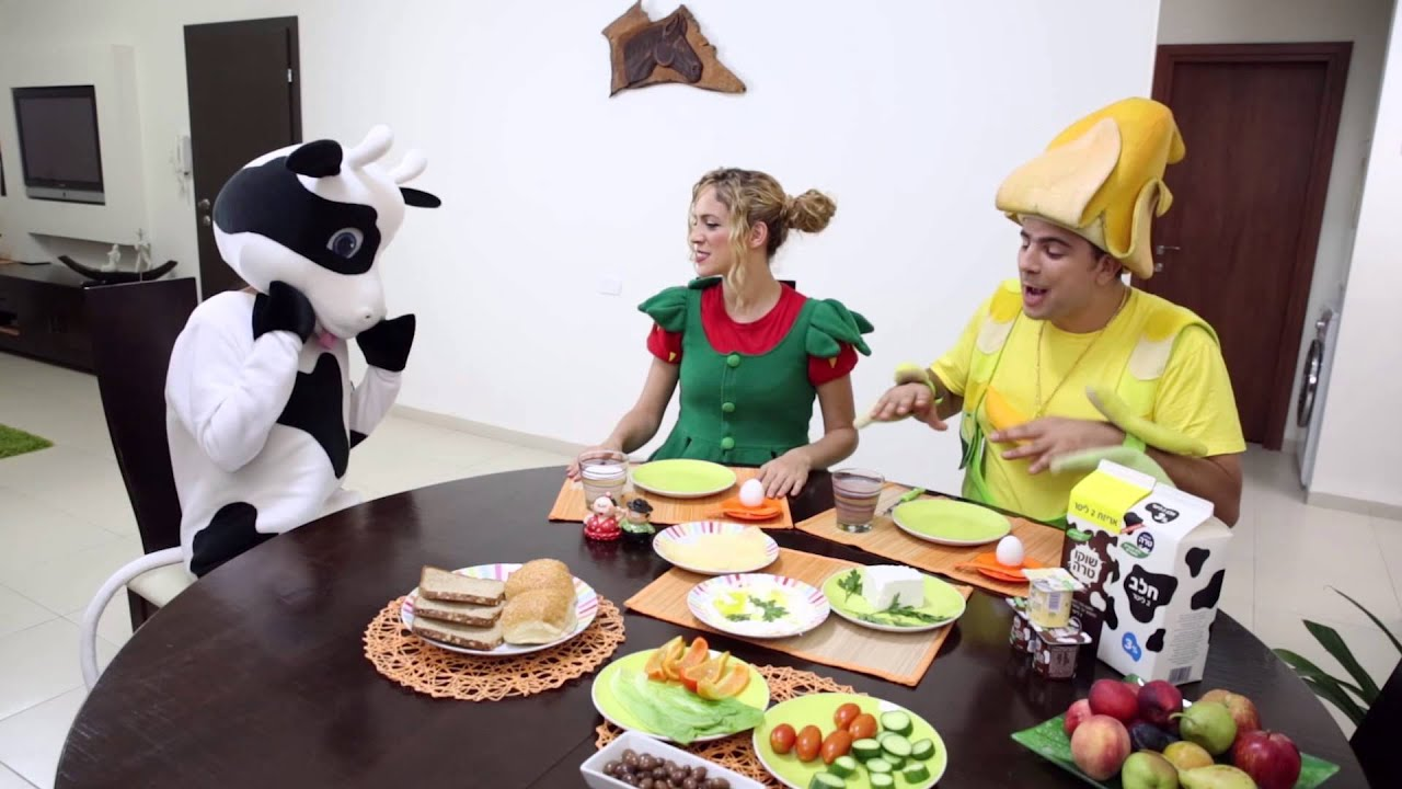 مغامرات فوزي موزي وتوتي مع البقرة موو - حلقة الصباح