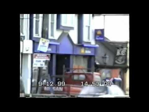 Douglas village, Cork: December 1999