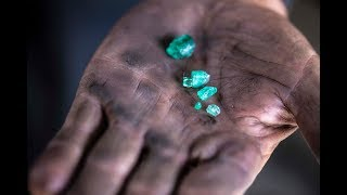 Emerald Mining In Colombia