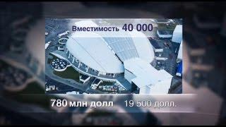 Космодромы и стадионы  как верхушка РФ на стройках зарабатывает – Гражданская оборона, 17 01 2017