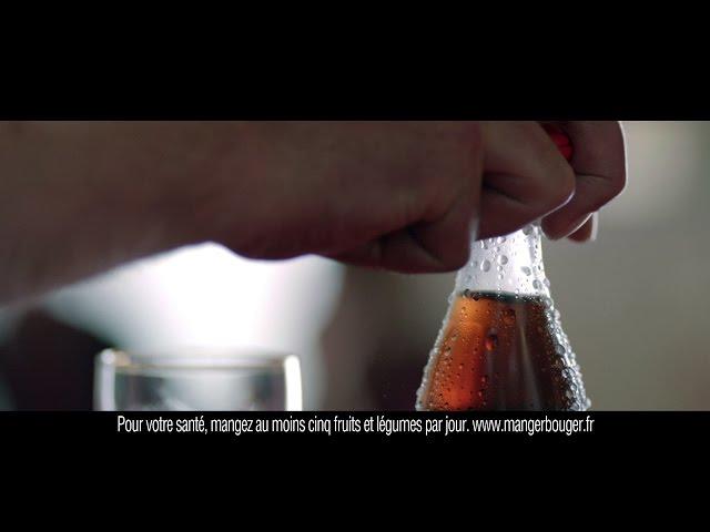 Nouvelle Publicité Coca-Cola zero sucres