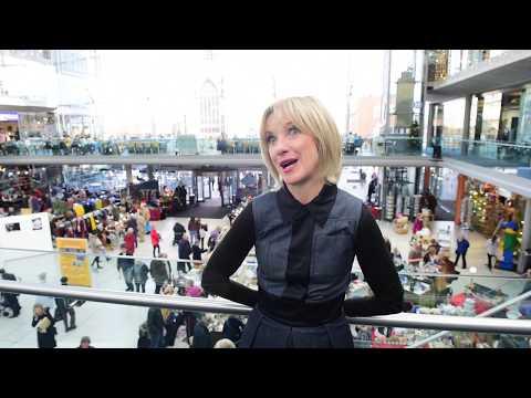 Jane Horrocks from Absolutely Fabulous at Norwich Film Festival