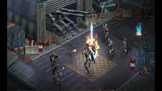 SF Warfare Android Gameplay/IOS
