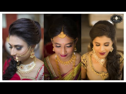 Asian Bridal/South Indian/Fashion Make-up By Kruthika's