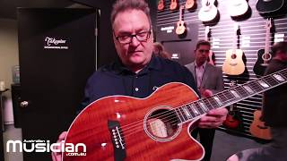 NAMM Show 2019: TAKAMINE Thinline series
