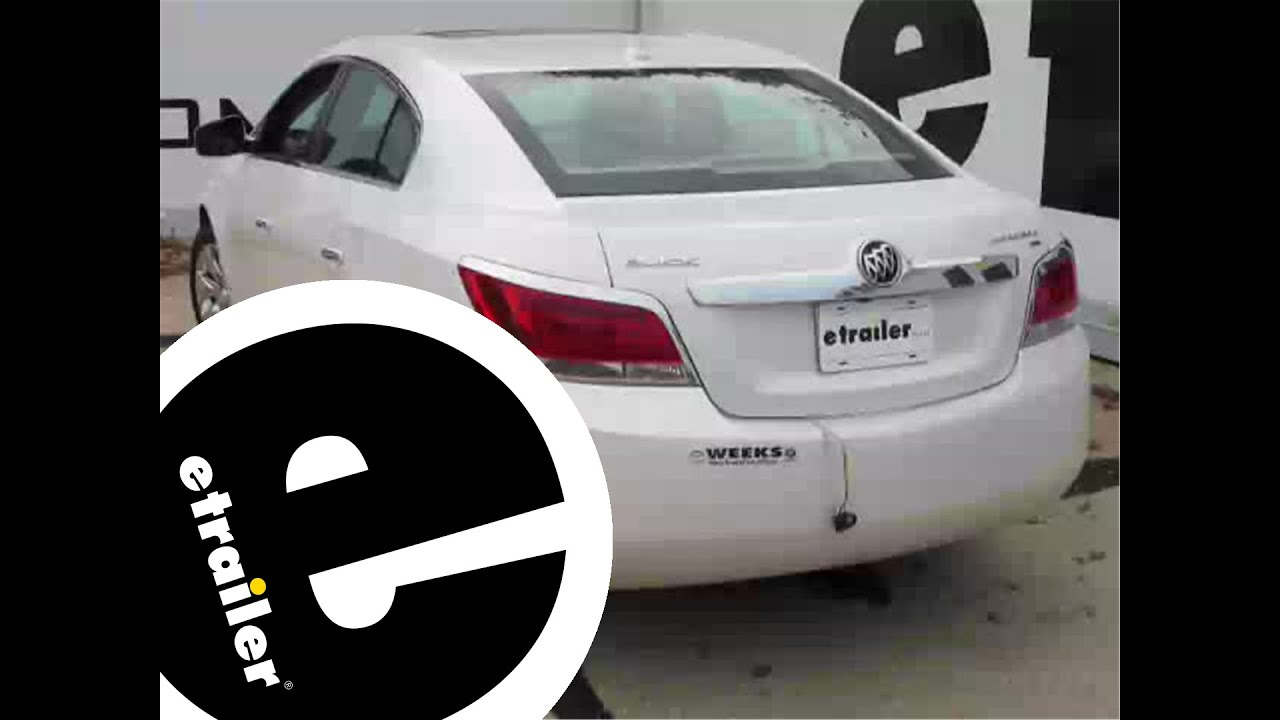 medium resolution of install trailer wiring 2011 buick lacrosse 56098 etrailer com