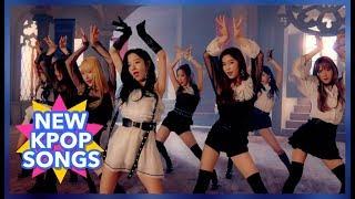 NEW K-POP SONGS | SEPTEMBER 2018 (WEEK 3)