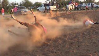 Carreras de Caballos en Nacori Gde. 08 Agosto 2015