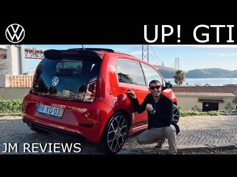 Volkswagen UP! GTI - Um Brinquedo Para O Dia-A-Dia!! Fiquei Fã... - JM REVIEWS 2019