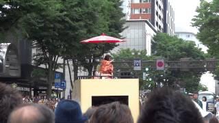 お松の方 ・菊池麻衣子さん.