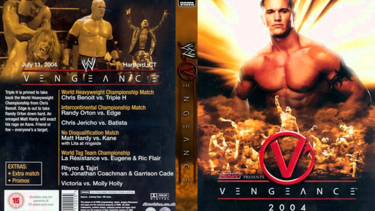 WWE Vengeance 2004 Theme Song Full+HD - YouTube
