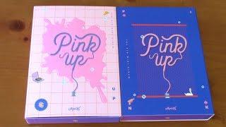 [UNBOXING] APINK (에이핑크) 6th Mini Album Pink Up! (Both Versions)