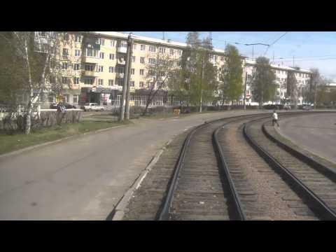 Усолье трамвай 3