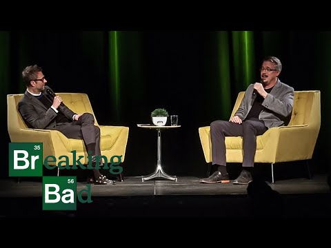 Vince Gilligan YouTube Fireside Chat with Chris Hardwick