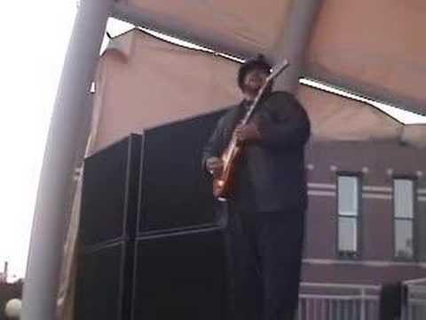 Nick Moss & the Flip Tops at the 07 Kalamazoo Blues Festival