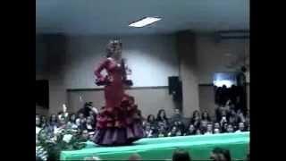 Desfile Trajes Novia Carmen Durán Sevilla Ronda Málaga Andalucía