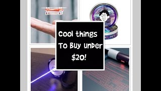 cool things to buy on amazon for under 20